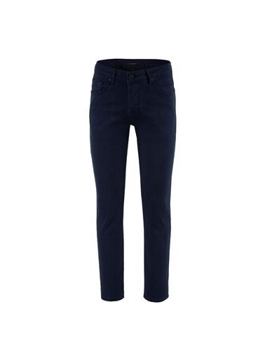 Five Pocket Jean Pantolon Lacivert